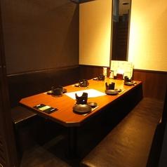 個室は気軽なお食事利用、接待にもおすすめ♪ご家族連れも大歓迎です!【大森で個室のあるお店をお探しなら北海道へ】