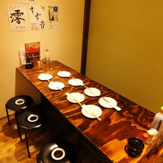 8名様~ご利用いただける個室はご宴会や友人との飲み会にも◎!人気のお部屋となりますのでお気軽にお問い合わせください!