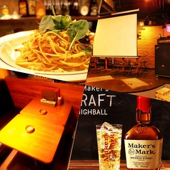 Bar Takes & Be the Lightのコース写真