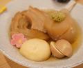料理メニュー写真おでん盛合せ(5種)