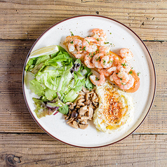 《Garlic Shrimp Toast》ガーリックシュリンプトースト