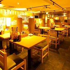 【高田馬場・早稲田】広い空間でのテーブル席★