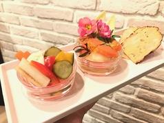 バル デ オジャリア Bar de Ollaria 恵比寿店のコース写真