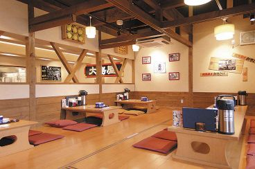 大島屋 吉野町店 市場場外がってん食堂の雰囲気1
