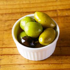 オリーブ 2種盛り