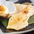 料理メニュー写真北海道産えいひれの炙り
