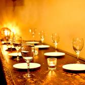 パーティーや女子会にも対応出来る個室!お店丸ごと貸切可能◎少人数でも貸切個室でご利用可能です!お客様の用途に応じたお席をご提案させていただきますので、お気軽にお問合せ下さいませ。