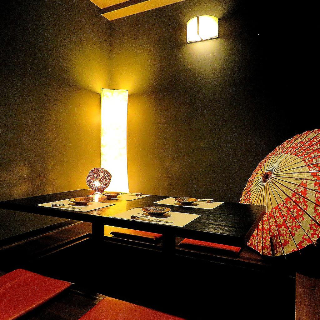 個室居酒屋 炭火焼き鳥と天ぷら串 鶏兆|店舗イメージ5