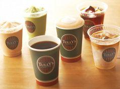 タリーズコーヒー TULLY'S キャナルシティ博多店
