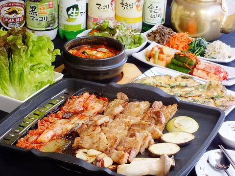 サムギョプサル韓国料理キム兄食堂
