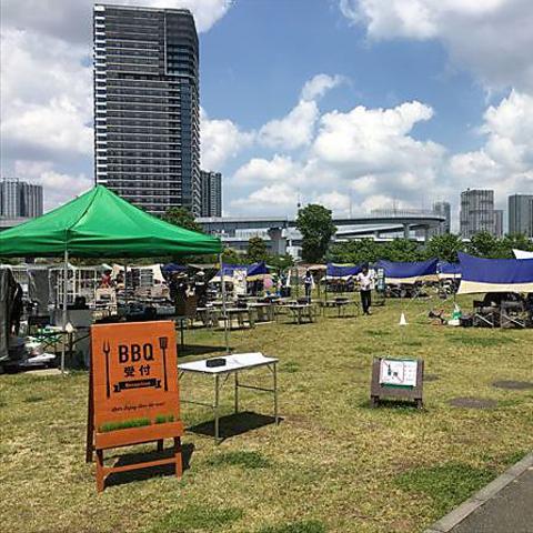 そなエリア東京バーベキューガーデン 東京臨海広域防災公園