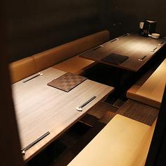japanesque dining 颯々 そうそうの雰囲気1