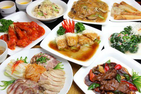 ◆周年キャンペーン!<フカヒレ美食コース>◆6500円→5300円(税込)10品!