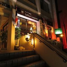【外観】ビルの2階に当店がございます。新潟駅徒歩2分!緑の看板、タイの国旗が目印★