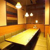 12名様まで可能な個室。ご予約はお早目に☆