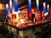 Casual Bar ハイアッパー hi-upper 大分市のグルメ