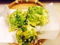 料理メニュー写真アーサー(あおさ)天ぷら