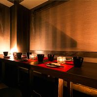 和の織り成す癒し空間。蒲田での飲み会、女子会に♪