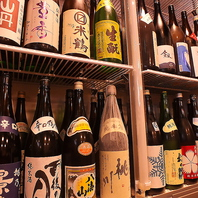 全ての静岡地酒27蔵ぜんぶ飲めます!!