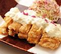 料理メニュー写真[逸品] 鶏南蛮 タルタル添え