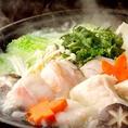 長崎より直送、20キログラムを超える立派な天然クエを使用したクエ鍋が自慢!食通を唸らせる一品をぜひご堪能下さい。
