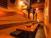 焼肉 青とうがらし 二子新地店の雰囲気3