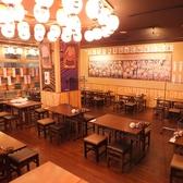 創作和食居酒屋 ごっつぁんです。 静岡駅前店の雰囲気3