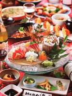 大切な方との記念日・お祝い・接待におすすめの懐石料理