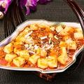 料理メニュー写真マーボー豆腐 / エビと豆腐の煮込み