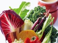 全国の契約農家から届く野菜は間違いなし!