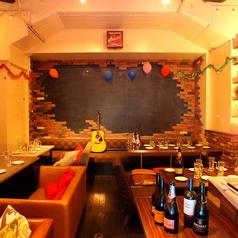 肉バル居酒屋 @home 神戸三宮の写真