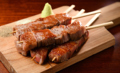 料理メニュー写真トモサンカク串焼き