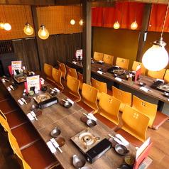 九州居酒屋 ふうり 南3条店の雰囲気1