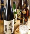 日本酒も焼酎の種類も豊富なので迷っちゃう