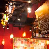 アジアンテーブル リンク asian table LiNCUE 南船場店の雰囲気2