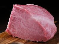 全てを国産食材にこだわった『隠れ家肉ダイニング』