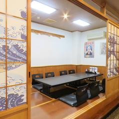 旨い魚と栄養満点味噌汁の店の雰囲気1