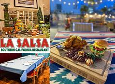 ラサルサ LA SALSA SOUTHERN CALIFORNIA RESTAURANT みなとみらいの写真