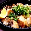 料理メニュー写真国産塩ホルモン鉄板焼き/スタミナ鉄板焼肉