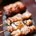 料理メニュー写真鶏串 5串/軽めに 3串