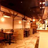 オリーブオイルキッチン THE OLIVE OIL KITCHEN 金沢駅前店の雰囲気2
