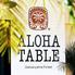 アロハテーブル ALOHA TABLE Forest 代官山のロゴ
