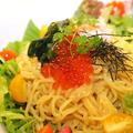 料理メニュー写真海の音ラーメンサラダ