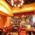 ◆貸切ハーフ 20~30名様◆一体感のある空間は秋葉原での大型宴会・同窓会・街コンなどにオススメ♪
