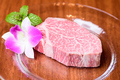 料理メニュー写真広島和牛ヒレステーキ100g