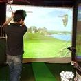 ハイクオリティーなゴルフシュミレーター「GOLFZON」
