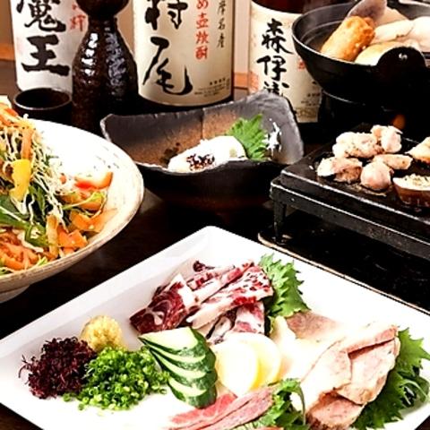 おいしいお酒と肴でほろ酔い気分♪島根の地酒もたんとあります!