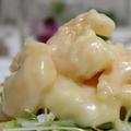 料理メニュー写真車海老のマヨネーズ和え