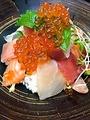 料理メニュー写真オーダー海鮮丼