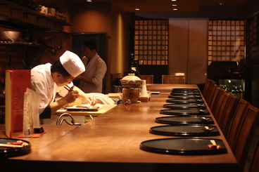 東京肉割烹 すどうの雰囲気1